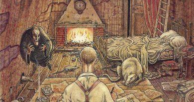 ELS SOMNIS A LA CASA DE LA BRUIXA (1932) – H.P. Lovecraft